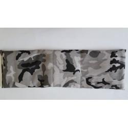 Stoer: leger grijs